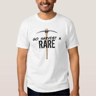 GO HARVEST A RARE T SHIRT