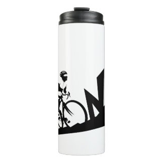 GO ON, Cyclist! Thermal Tumbler