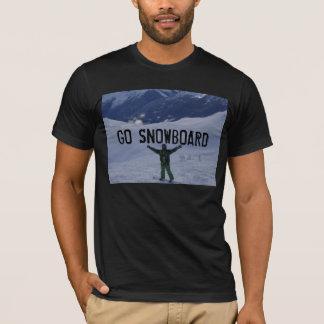GO SNOWBOARD T-Shirt