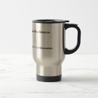Go The Distance Travel Mug