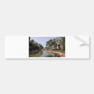 Goa India Bumper Sticker