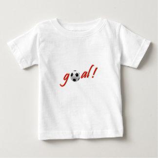GOAL ! Crazy for Soccer Baby T-Shirt