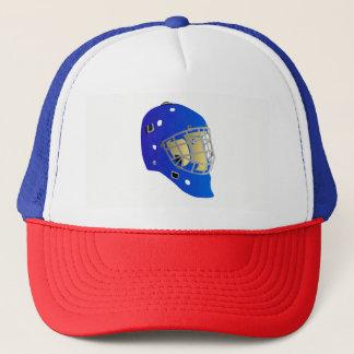 Goalie Mask Trucker Hat