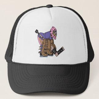 Goalie Trucker Hat