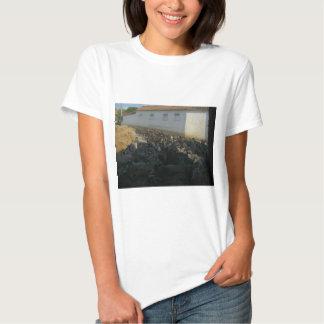 Goat army tshirts