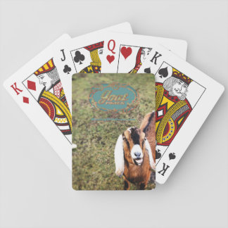 Goat Power Playing Cards