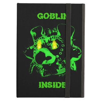 Goblin Fire Powis Case for iPad