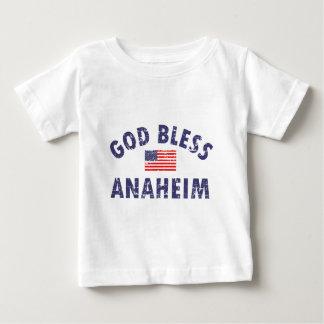 God bless ANAHEIM Baby T-Shirt