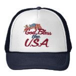 God bless the USA Cap