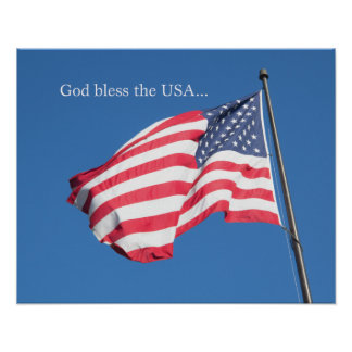 God Bless the USA… Poster