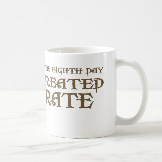 God Created Karate Mug