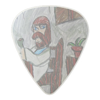 God not dead acetal guitar pick