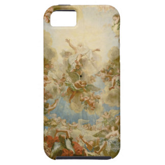 God the Father Almighty by Antoine Coypel iPhone 5 Case