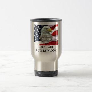 godBlessAmerica74, IDEAS AREBULLETPROOF Mug