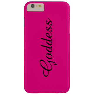 Goddess Barely There iPhone 6 Plus Case