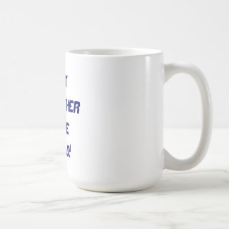 Godfather Cup for Father's Day Basic White Mug