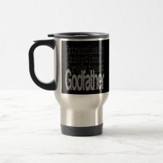 Godfather Extraordinaire Travel Mug