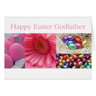 Godfather Happy Easter Card