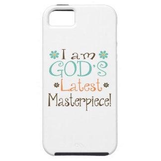 Gods Latest Masterpiece iPhone 5 Cases