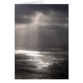 God's Searchlight Card