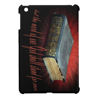 Gods word will stand iPad mini cases