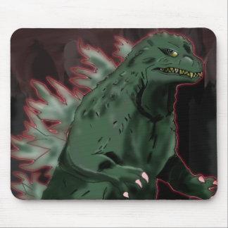 Godzilla 2000 Mouse Pad