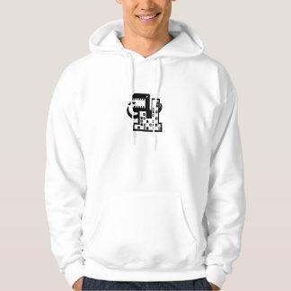 godzilla hungry hoodie