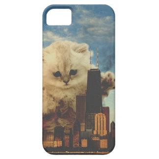 Godzilla kitty iPhone 5 covers