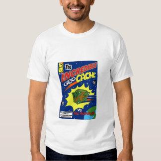 Goecache Comic book Tee Shirts