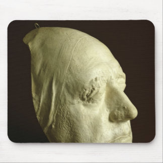 Goethe's Mask, 1807 Mouse Pad