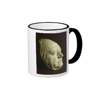 Goethe's Mask, 1807 Ringer Mug