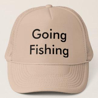 Going Fishing Trucker Hat