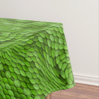 Going Green Colorful Cotton Tablecloth