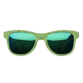 Going Green Colorful Custom Polarized Sunglasses