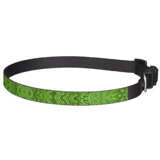 Going Green Colorful Dog Collars