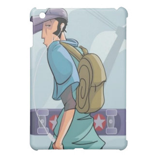 Going to Class - iPad Mini Case