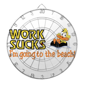 Going To the Beach Dart Boards