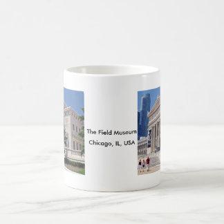 Going to the Field Museum Coffee Mug