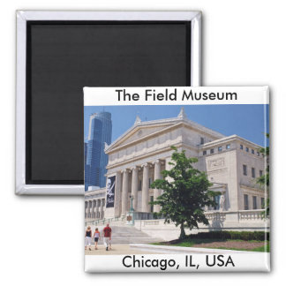 Going to the Field Museum Magnets