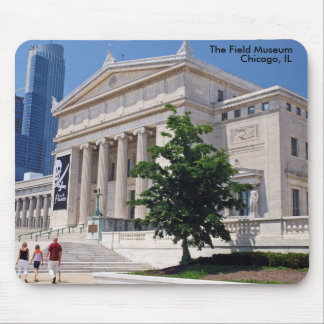 Going to the Field Museum Mouse Pad