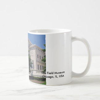 Going to the Field Museum Classic White Coffee Mug