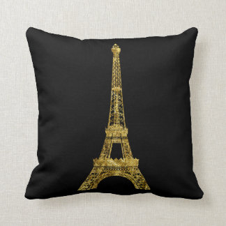 Custom Eiffel Tower Decorative & Throw Cushions Zazzle.co.nz