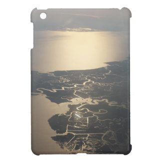 Gold and Land by ArtAndra Case For The iPad Mini