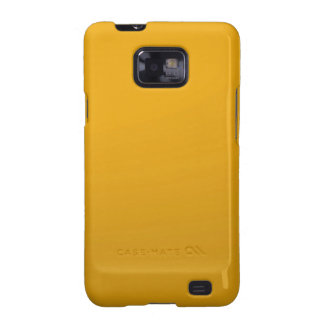 Gold Blank TEMPLATE Add text image fill color Galaxy S2 Case