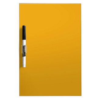 Gold Blank TEMPLATE Add text image fill color Dry Erase Whiteboard