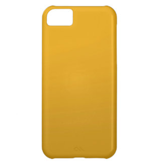 Gold Blank TEMPLATE : Add text, image, fill color iPhone 5C Case