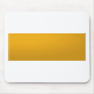 Gold Blank TEMPLATE Add text image fill color Mouse Pad