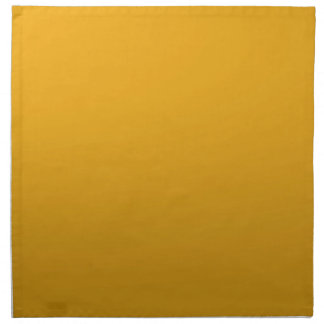 Gold Blank TEMPLATE Add text image fill color Napkin