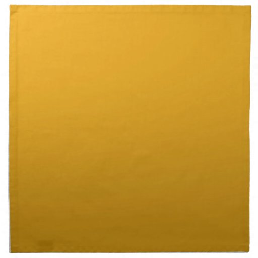 Gold Blank TEMPLATE : Add text, image, fill color Napkin