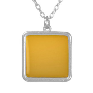 Gold Blank TEMPLATE Add text image fill color Pendant
